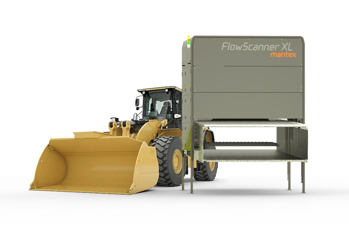 Flow Scanner XL CAT truck